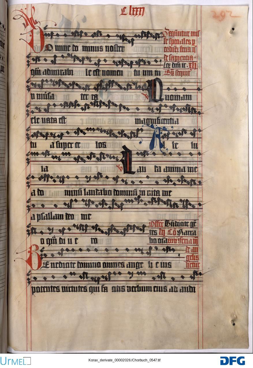 Schrift im Verborgenen
